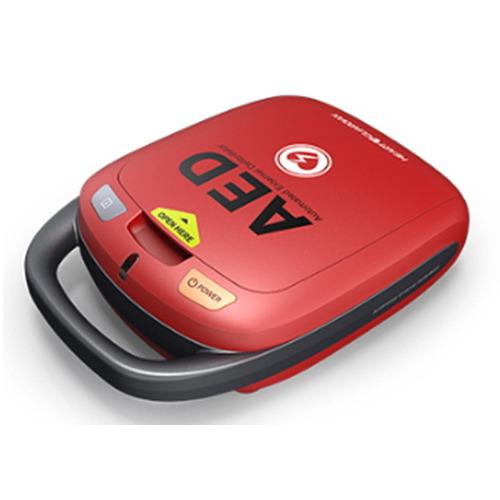 [라디안] 실제용 자동제세동기 AED HR-501 자동심장충격기 심장제세동기 심장충격기