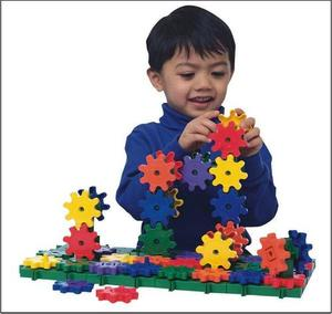 조립식기어95개세트/GEARS! GEARS! GEARS!® Activity Set (set of 95)/LR182